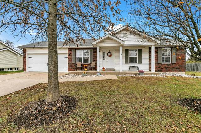 115 Grant Drive, Jonesburg, MO 63351 (#20085351) :: The Becky O'Neill Power Home Selling Team