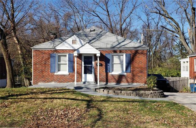 5433 Fletcher Street, St Louis, MO 63136 (#20085377) :: Century 21 Advantage