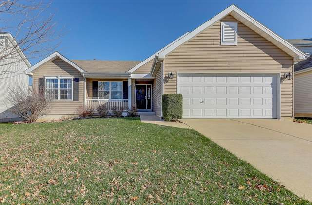 142 Brookfield Boulevard, Wentzville, MO 63385 (#20085406) :: Parson Realty Group