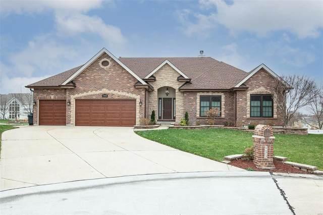 933 Sill Ridge Drive, Dardenne Prairie, MO 63368 (#20085420) :: Parson Realty Group