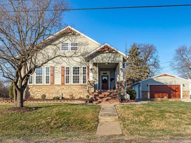 413 Troy Avenue, Troy, IL 62294 (#20085433) :: Fusion Realty, LLC