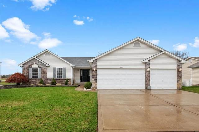 4701 Providence Woods Circle, Wentzville, MO 63385 (#20085466) :: RE/MAX Vision