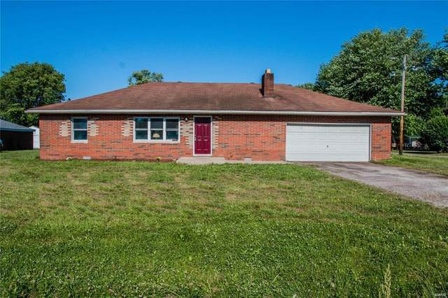 5543 N State Route 159, Edwardsville, IL 62025 (#20085479) :: Matt Smith Real Estate Group