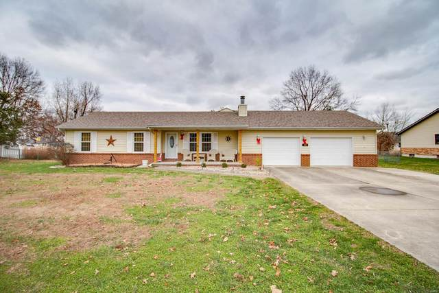 544 Overlook Drive, Edwardsville, IL 62025 (#20085507) :: Parson Realty Group