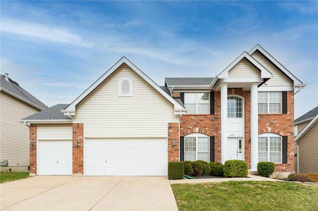 227 Fairway Green Drive, O'Fallon, MO 63368 (#20085514) :: Tarrant & Harman Real Estate and Auction Co.
