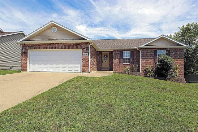 1616 Columbia Drive, Jackson, MO 63755 (#20085534) :: Parson Realty Group