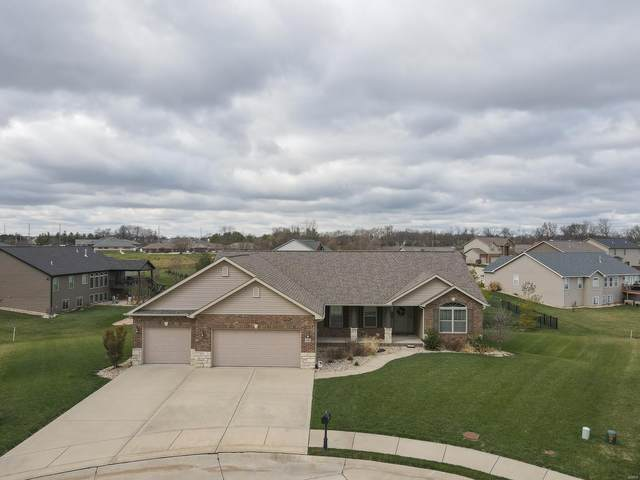 1445 Victoria Square Court, O'Fallon, IL 62269 (#20085538) :: Fusion Realty, LLC
