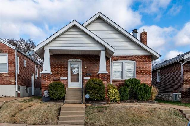 6303 Wyoming Street, St Louis, MO 63139 (#20085562) :: Barrett Realty Group