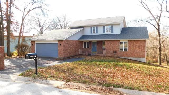 21 Oak Ridge Pond Road, Hannibal, MO 63401 (#20085564) :: Parson Realty Group