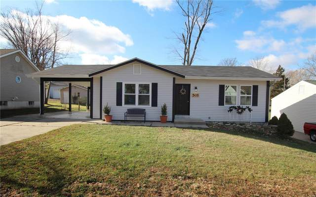 505 Roosevelt Avenue, Warrenton, MO 63383 (#20085574) :: RE/MAX Vision