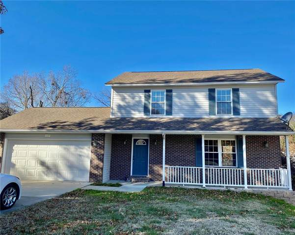 1117 Emily Drive, Cape Girardeau, MO 63701 (#20085626) :: Tarrant & Harman Real Estate and Auction Co.