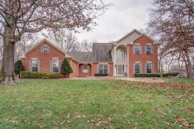 4427 Green Ash Court, Shiloh, IL 62226 (#20085669) :: Matt Smith Real Estate Group