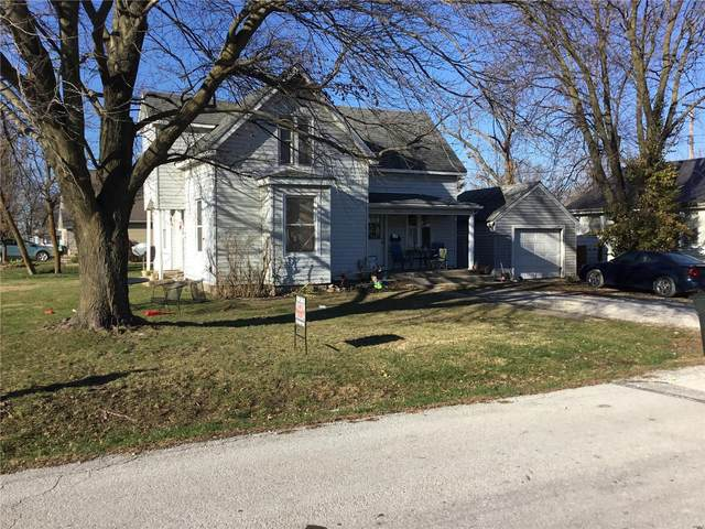 702 N Allen Street, Montgomery City, MO 63361 (#20085692) :: Parson Realty Group