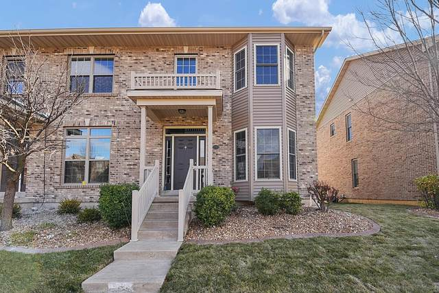 537 Queens Court Place, Saint Peters, MO 63376 (#20085714) :: Clarity Street Realty