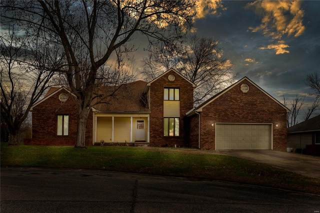 1203 Abby Lane, MARION, IL 62959 (#20085760) :: Tarrant & Harman Real Estate and Auction Co.