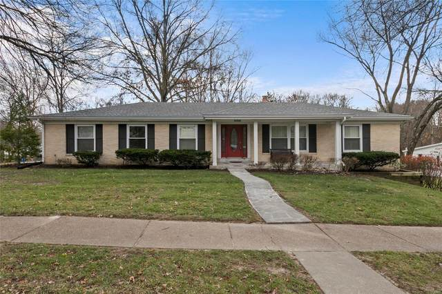 14304 Millbriar Circle, Chesterfield, MO 63017 (#20085761) :: Clarity Street Realty