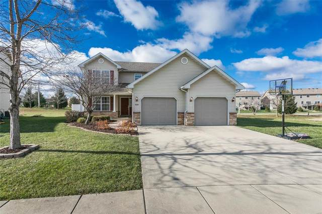 820 Bassett Street, O'Fallon, IL 62269 (#20085807) :: Parson Realty Group