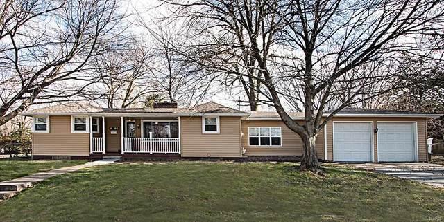 422 N Walnut, TRENTON, IL 62293 (MLS #20085814) :: Century 21 Prestige