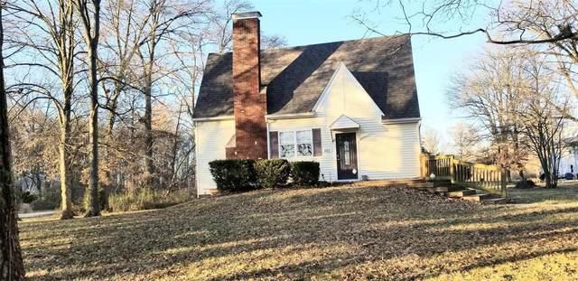 602 W Walnut Hill Road, OKAWVILLE, IL 62214 (#20085883) :: Matt Smith Real Estate Group