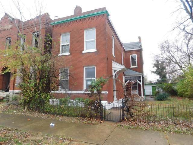 2116 E John Avenue, St Louis, MO 63107 (#20085909) :: Peter Lu Team