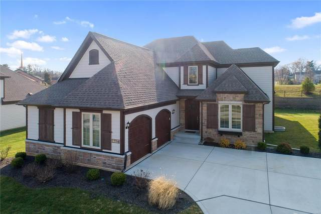 12704 Creekside View Drive, Creve Coeur, MO 63141 (#20085953) :: Peter Lu Team