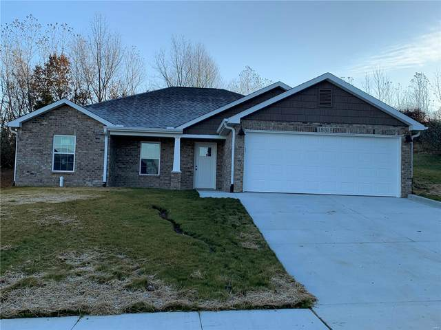 1920 Eden Way, Cape Girardeau, MO 63701 (#20085971) :: Tarrant & Harman Real Estate and Auction Co.