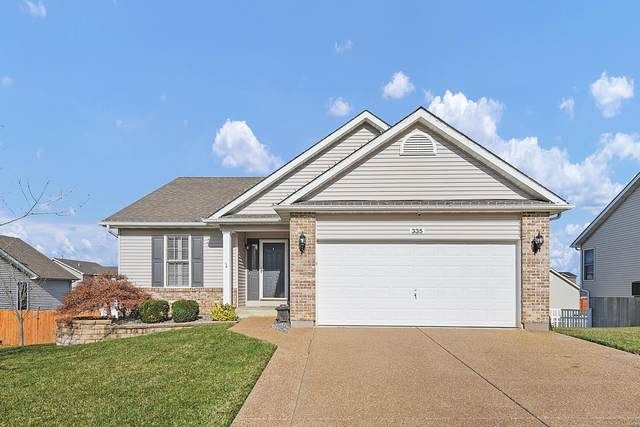 335 Mitulski Dr, Wentzville, MO 63385 (#20085972) :: Tarrant & Harman Real Estate and Auction Co.