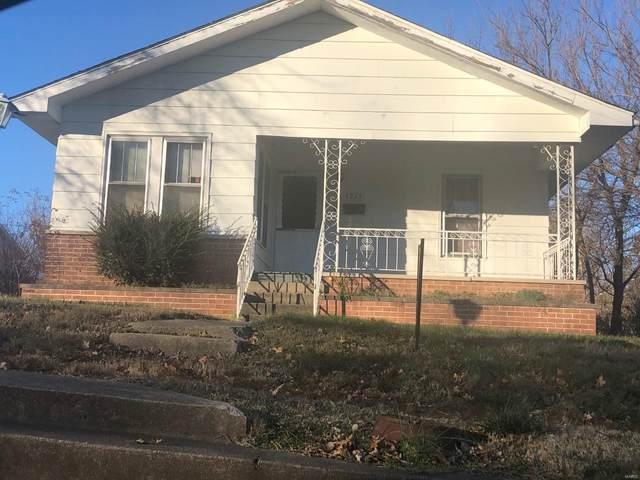 1211 W Saint Louis Avenue, Vandalia, IL 62471 (#20085996) :: Parson Realty Group
