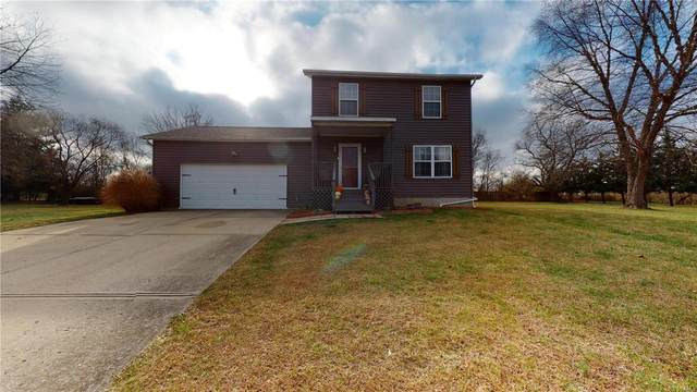 2613 Chelsey Dr., Troy, IL 62294 (#20085998) :: Fusion Realty, LLC