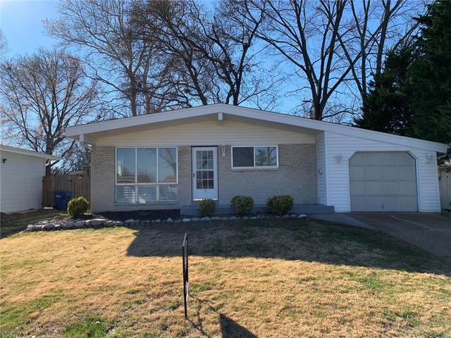 230 Francisca Drive, Florissant, MO 63031 (#20086015) :: Krch Realty