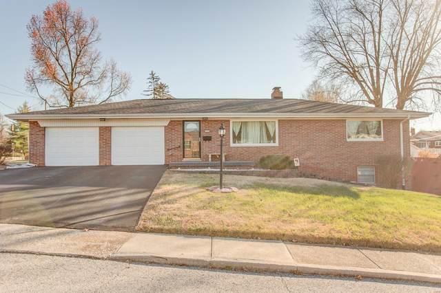 123 Glenview Drive, Belleville, IL 62223 (#20086026) :: Tarrant & Harman Real Estate and Auction Co.