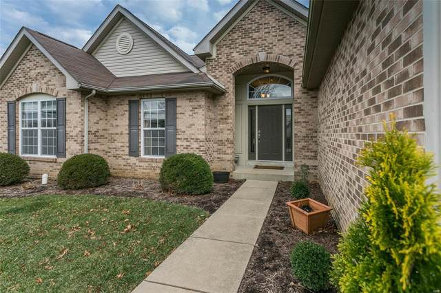 904 Coreopsis Court, O'Fallon, IL 62269 (#20086089) :: Clarity Street Realty