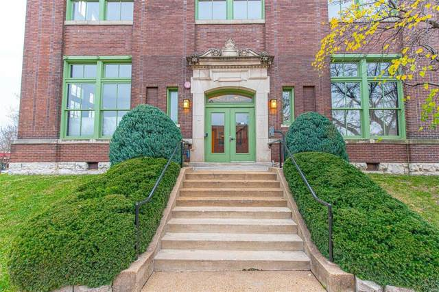 4242 Laclede Avenue #210, St Louis, MO 63108 (#20086098) :: Walker Real Estate Team