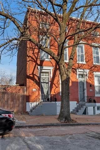 719 Soulard, St Louis, MO 63104 (#20086113) :: Matt Smith Real Estate Group