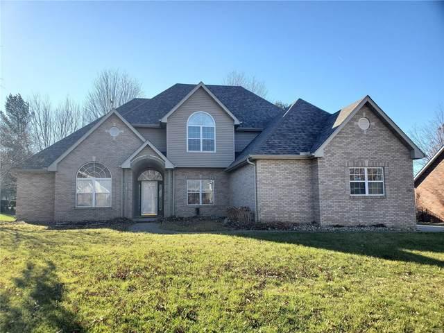 1087 Prestonwood Drive, Edwardsville, IL 62025 (#20086138) :: Parson Realty Group