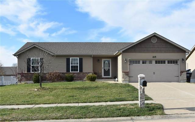 215 Rolling Rock Creek Drive, Wentzville, MO 63385 (#20087151) :: Parson Realty Group