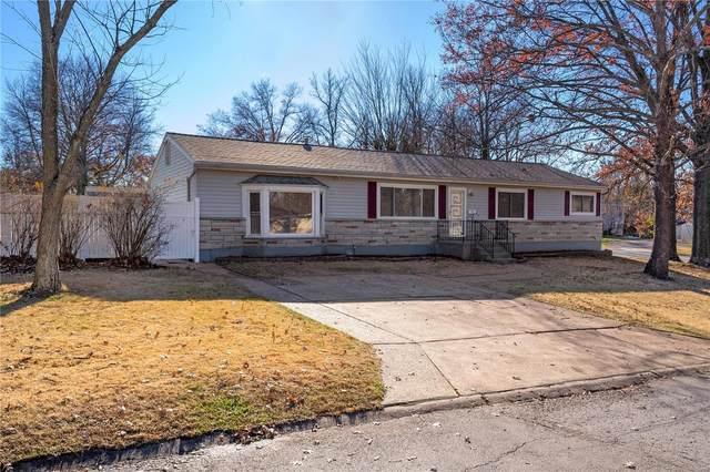 7508 General Sherman Lane, St Louis, MO 63123 (#20087154) :: Clarity Street Realty