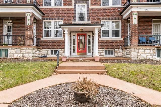 7244 Forsyth 2 E, St Louis, MO 63105 (#20087155) :: Kelly Hager Group | TdD Premier Real Estate