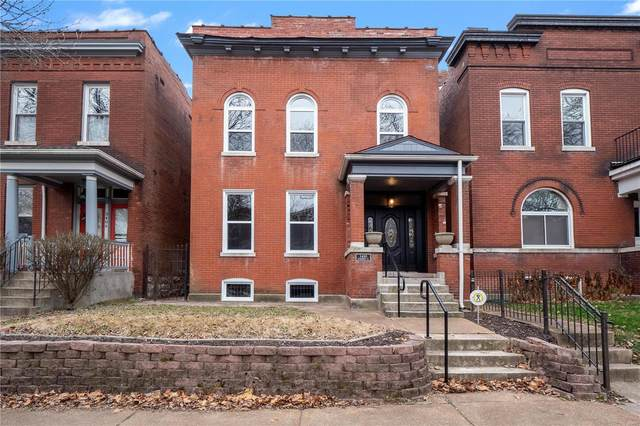 3410 Humphrey Street, St Louis, MO 63118 (#20087160) :: Matt Smith Real Estate Group
