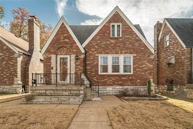 6046 Pernod Avenue, St Louis, MO 63139 (#20087166) :: Clarity Street Realty