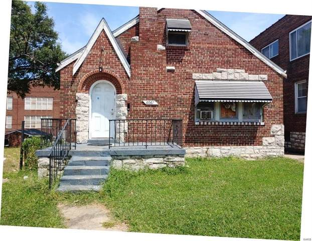 6067 W Florissant Avenue, St Louis, MO 63136 (#20087172) :: Clarity Street Realty