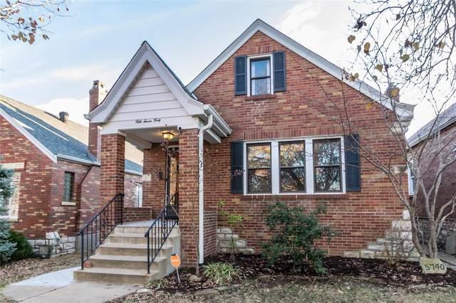 5740 Winona Avenue, St Louis, MO 63109 (#20087222) :: Tarrant & Harman Real Estate and Auction Co.