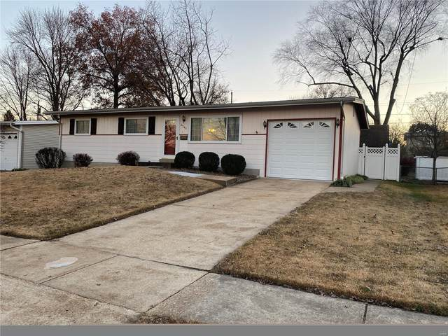 2540 Dove Drive, Florissant, MO 63031 (#20087269) :: Tarrant & Harman Real Estate and Auction Co.