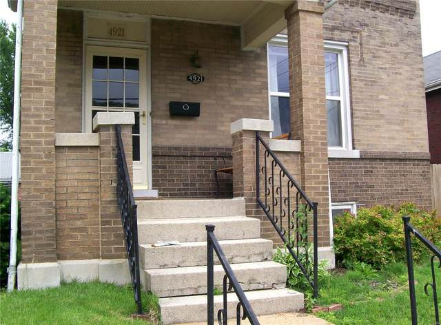 4921 Nagel Avenue, St Louis, MO 63109 (#20087312) :: Parson Realty Group