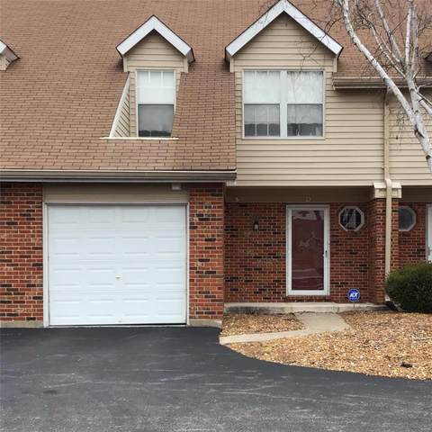 3709 Candlewyck Club Drive D, Florissant, MO 63034 (#20087349) :: Krch Realty