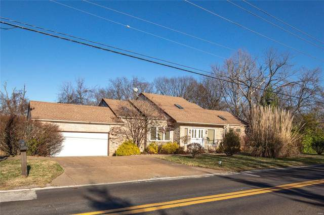 14887 Conway, Chesterfield, MO 63017 (#20087352) :: Hartmann Realtors Inc.