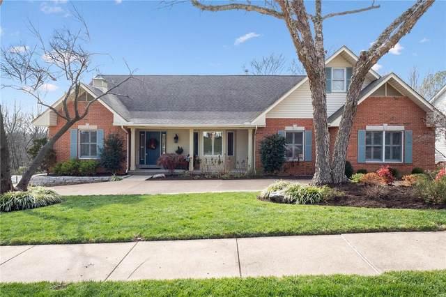 12808 Westledge Lane, St Louis, MO 63131 (#20087358) :: Hartmann Realtors Inc.