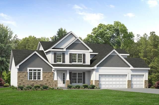 1 Muirfield Inverness, Dardenne Prairie, MO 63368 (#20087376) :: PalmerHouse Properties LLC