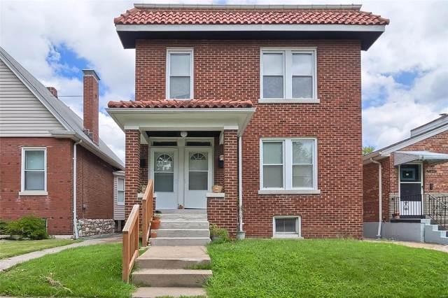 4631 Dahlia Avenue, St Louis, MO 63116 (#20087437) :: Tarrant & Harman Real Estate and Auction Co.