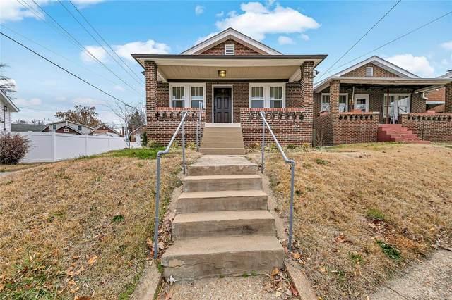 6009 Hartford Street, St Louis, MO 63139 (MLS #20087440) :: Century 21 Prestige